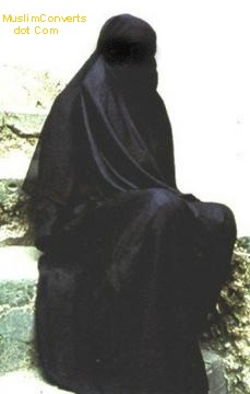 muslim woman picture in full niqab